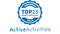 2016 Most Popular Kids Activity